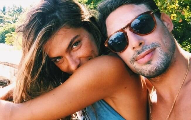 Mariana e Cauã Reymond se separaram no final do ano, porém reataram no começo de 2018