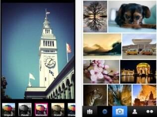 Aplicativo do Flickr agora oferece filtros para customizar fotos
