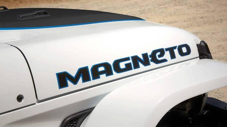 A montagem prevê itens exclusivos para proteção do veículo em condições severas