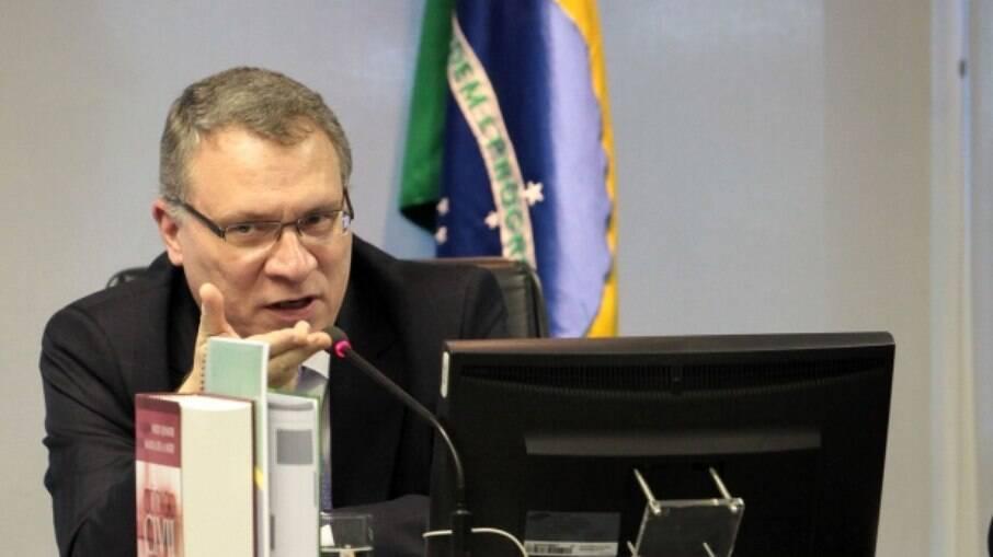 Eugênio Aragão, ministro da Justiça do governo Dilma Rousseff