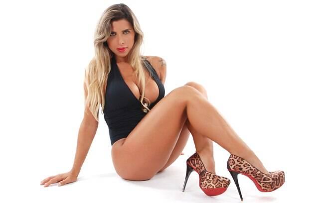 Miss Fiel 2011, Ana Paula Minerato agora quer o título de Miss Bumbum