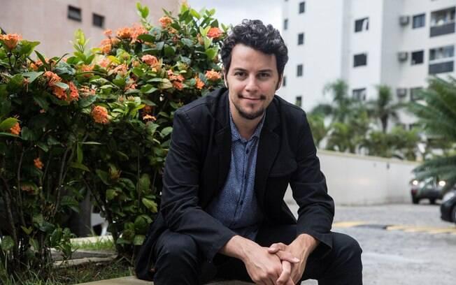 Johnnas Oliva: ator se divide entre série da HBO, produção da Globo, novo filme e peça de teatro