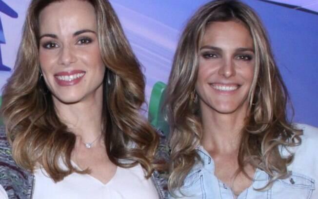 Ana Furtado e Fernanda Lima negam troca-troca no comando do 'Vídeo Show'