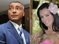 Romário nega romance com modelo trans Thalita Zampirolli