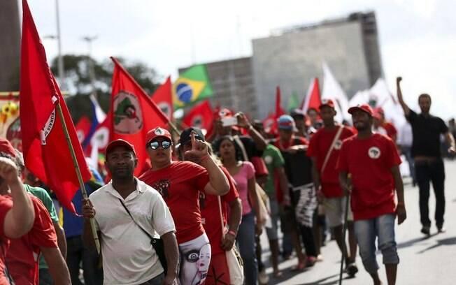 Registro da candidatura de Lula terá apoio de manifestação em frente à sede do Tribunal Superior Eleitoral em Brasília