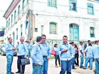 No dia 23 de abril, operação ouviu centenas de trabalhadores