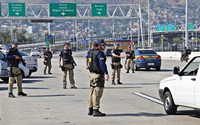 A Polícia Rodoviária Federal (PRF) finalizou nesta quarta-feira  a Operação Carnaval, realizada entre os dias 9 e 14
