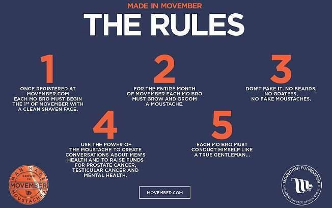 Quer participar do movimento? É preciso seguir cinco regras
