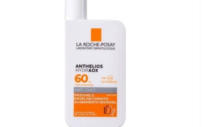 Protetor solar da La Roche-Posay Anthelios Hydraox
