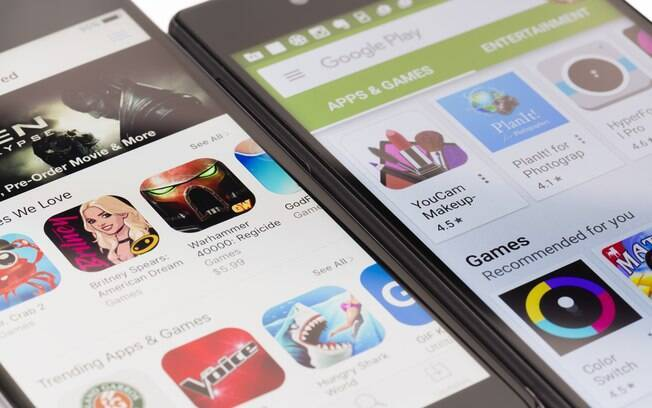 Google Play Store é a loja de aplicativos do sistema Android