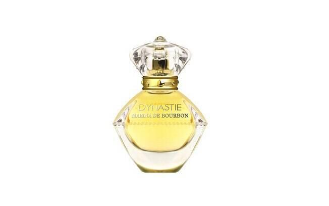 Golden Dinastie, da Marina de Bourbon – Eau De Parfum, de R$201,00 por R$149,00 ou 7x de R$21,29 no site da Sephora