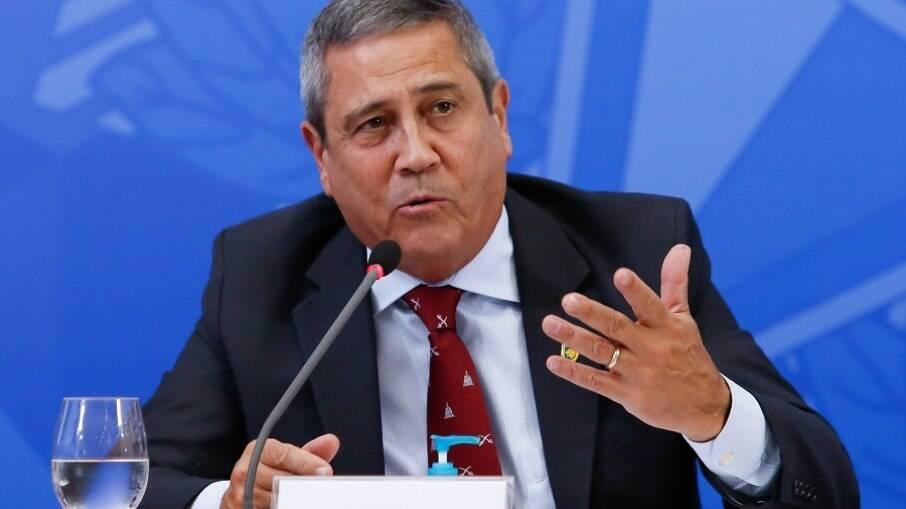 General Braga Netto, novo ministro da Defesa