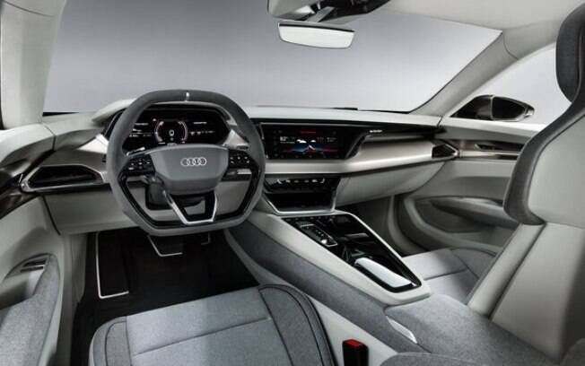 Audi e-Tron GT: esportivo elétrico da marca alemã vem com a mesma base do Porsche  Taycan, que chega em 2019