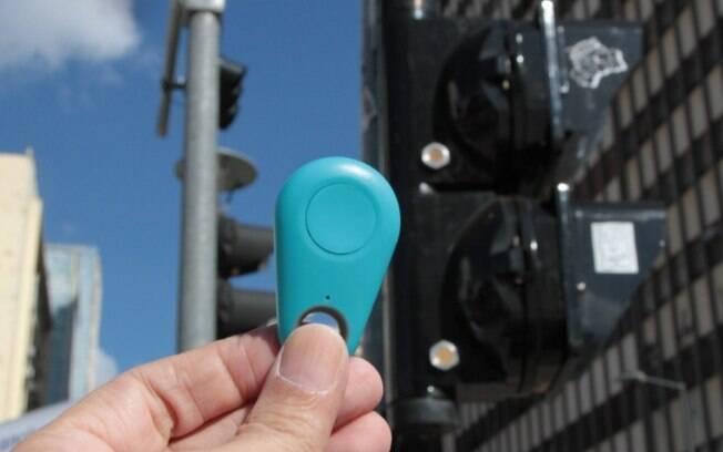 Campinas ganha sinal sonoro para deficientes visuais em semáforos no Centro