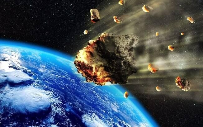 Quanto tempo é necessário para impedir um asteroide de colidir com a Terra?