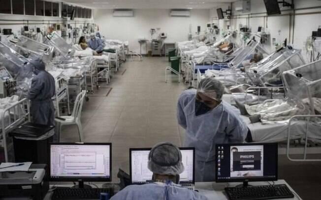 Covid gerou quase 20 mil registros de doença e acidente de trabalho no Brasil em 2020
