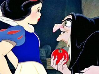 Branca de Neve: conflito com a figura materna