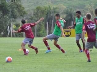 Jogadores do Coelho voltam a treinar às 16h desta terça-feira
