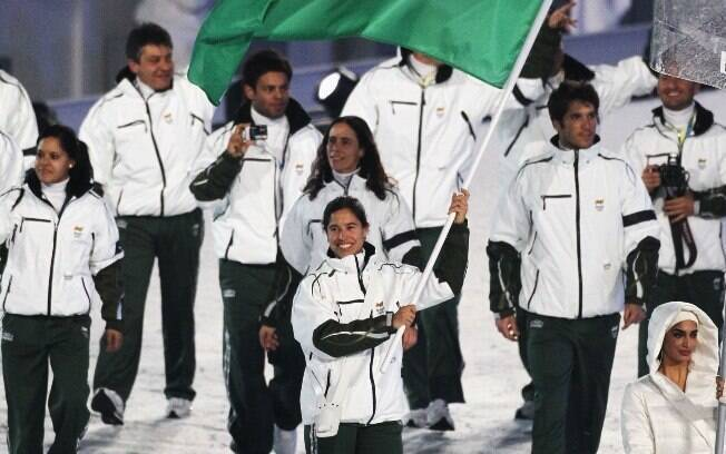 Depois do desempenho histórico em Turim,  Isabel Clark foi porta-bandeira dos Jogos da  Vancouver, em 2010