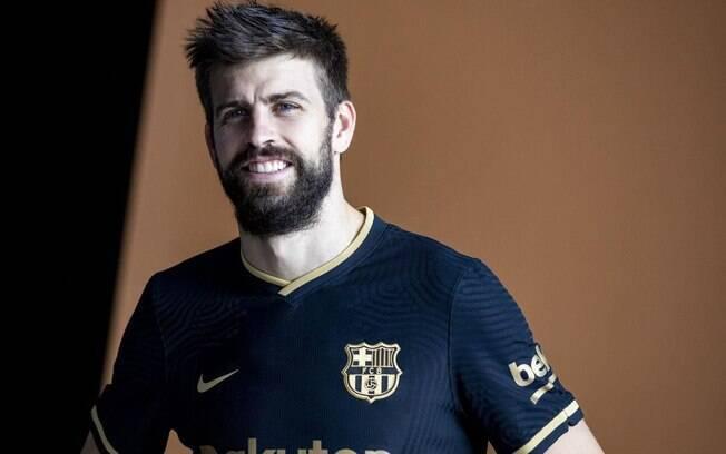 Uniforme do Barcelona