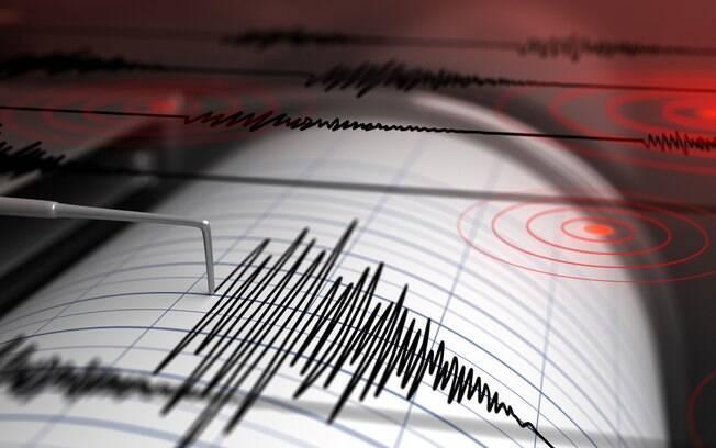 O abalo sísmico foi registrado na madrugada desta quinta-feira (30)