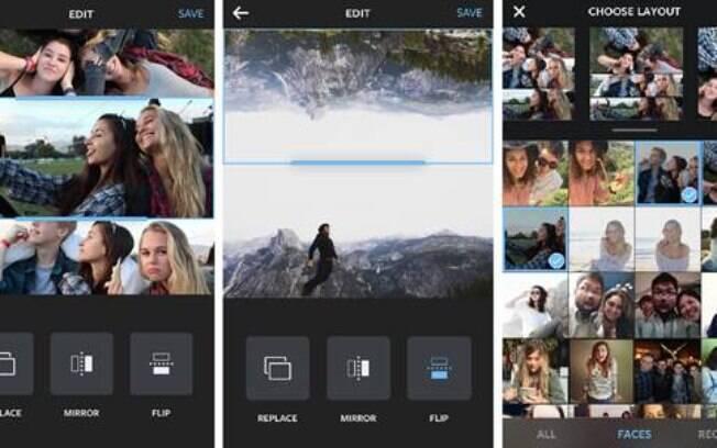 Layout é aplicativo de montagem do Instagram disponível apenas para iOS por enquanto
