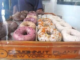Suculentos donuts do Doughnut Plant estão incluídos na cota do dia