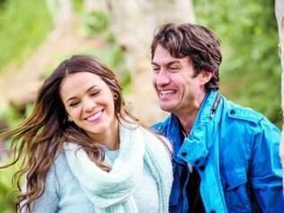 Luiza e Laerte começam a pensar na data de casamento