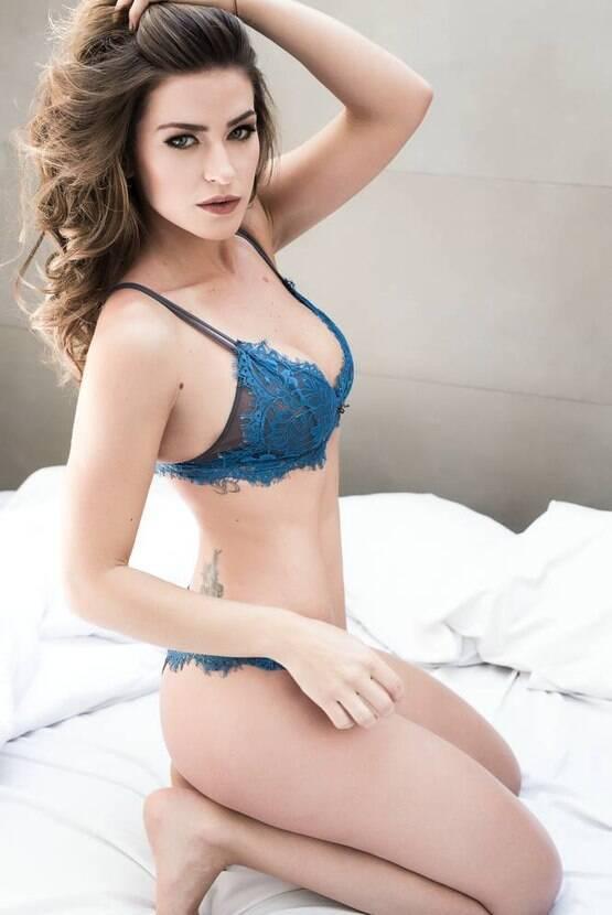 Fotos de modelos - Renata Longaray 3 - por Michelle Moll
