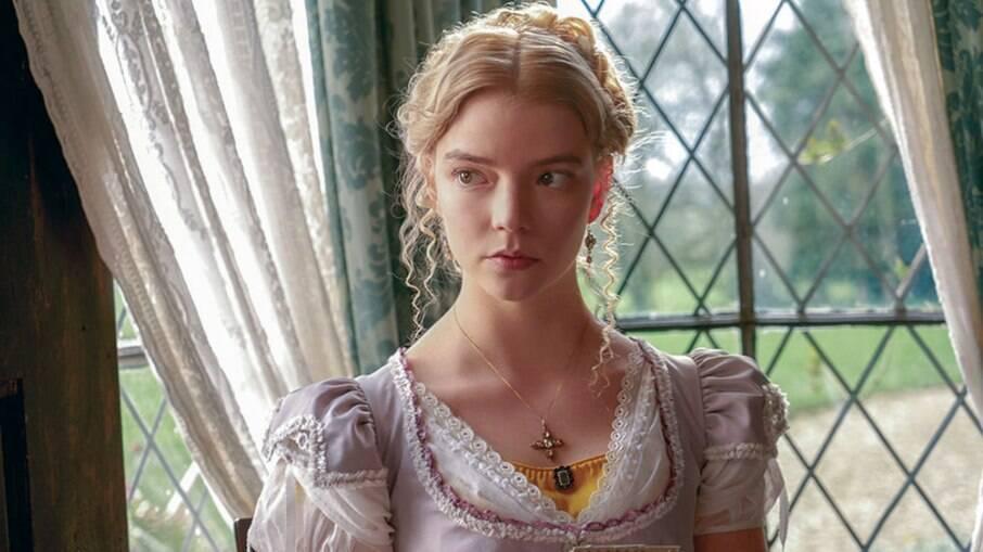 Anya Taylor-Joy dá vida à personagem criada por Jane Austen