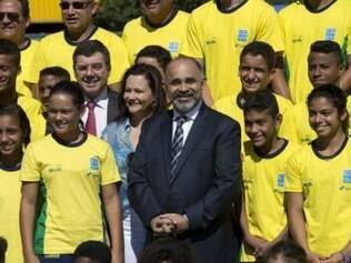 George Hilton afirmou que a intensão é tornar a política nacional esportiva em uma política do Estado