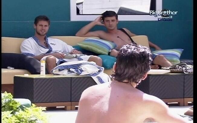 Brothers analisam o Paredão desta terça-feira (07)