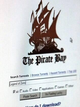 Pirate Bay, constantemente processado, continua funcionando