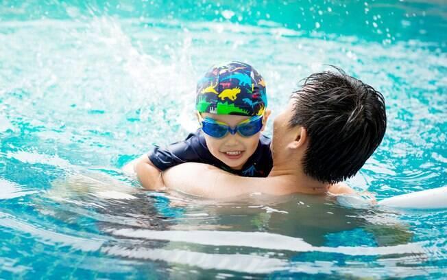 A associação culpou também as escolas pelo crescimento no número de afogamentos, por não darem aulas de natação