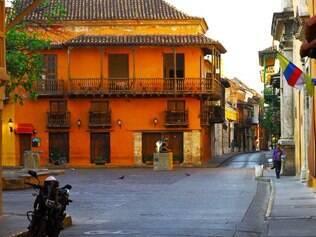 Cartagena : uma das cidades mais visitadas na Colômbia