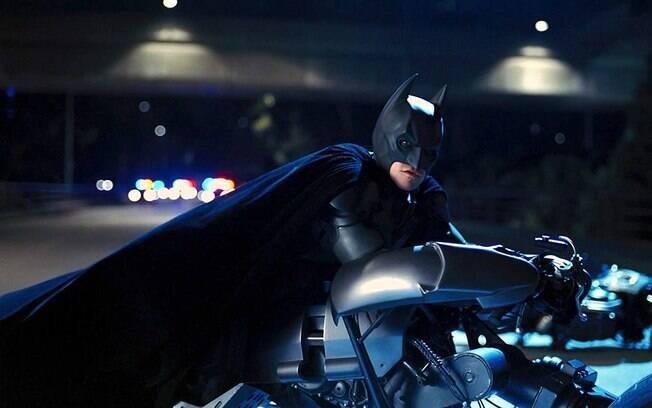 Christian Bale como Batman em