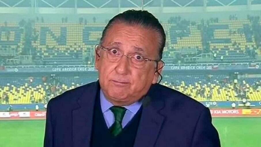 Narrador da TV Globo não gostou da forma como a exibição da competição foi finalizada