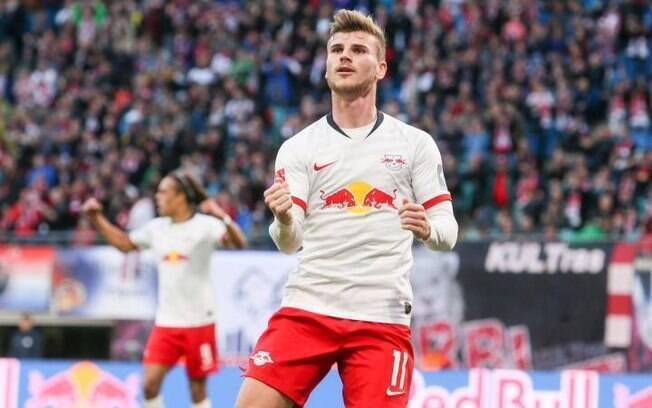 RB Leipzig busca vitória no Campeonato Alemão