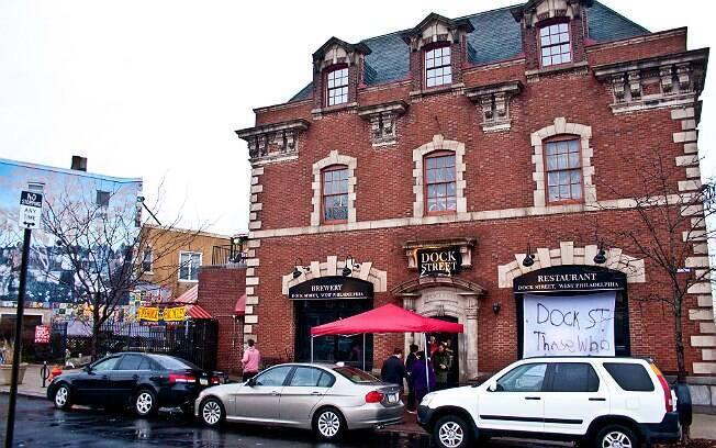 Dock Street Brewery, na Filadélfia