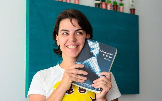 A produtora Silvia Ballan achou o livro sem graça.