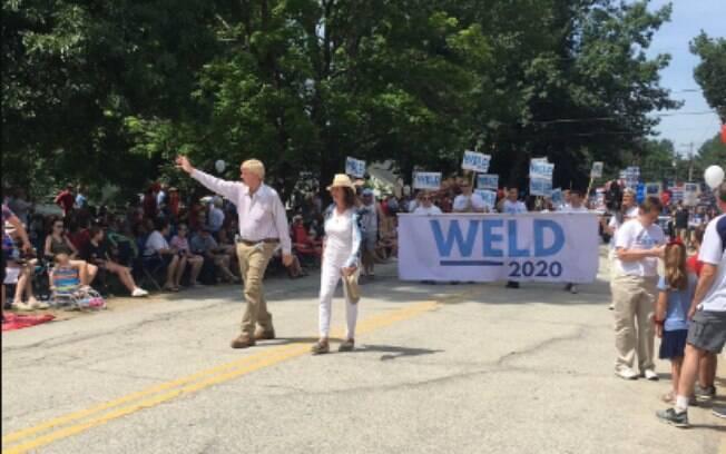 Diferente de grande parte dos republicanos, Weld defende pautas consideradas progressistas, como liberação do aborto