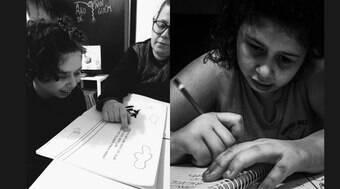 Ensino remoto é desafiador para mães de jovens com deficiência: