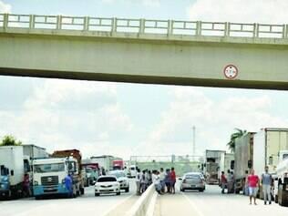 Bloqueios começaram no dia 18 de fevereiro em várias partes do país