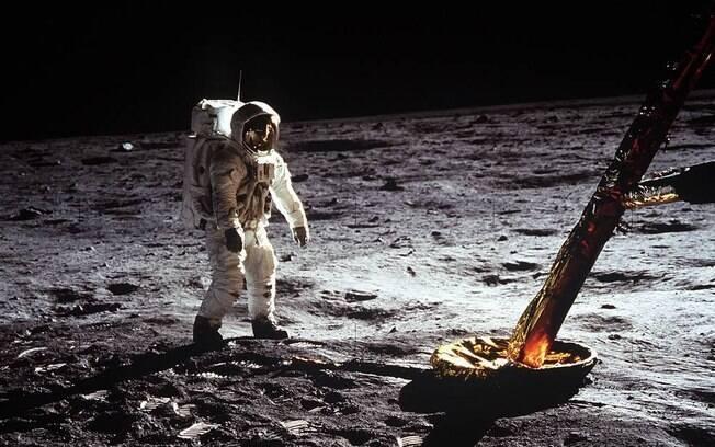 A inesquecível primeira vez! Pouso da Apollo 11 na lua completa 50 anos no próximo sábado
