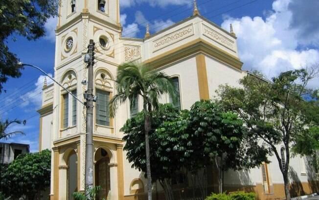 Igreja Matriz de Piracaia