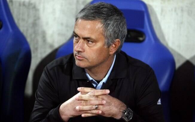 O técnico José Mourinho tenta seu segundo  título da Liga dos Campeões