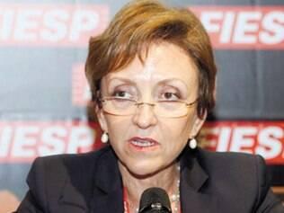 """Elizabeth Farina se disse """"decepcionada"""" com discurso de Dilma"""
