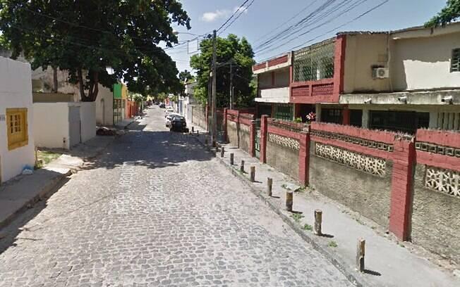 Crime aconteceu no Sítio Histórico de Olinda na última quarta-feira (25).