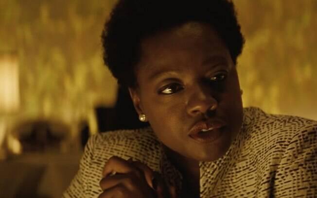 Viola Davis em cena de