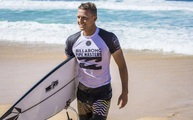Havaiano Dusty Payne participou da elite do surfe em 2010, 2011, 2012, 2013, 2015 e 2016